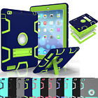 Heavy Duty Tough Stand Protective Shockproof Cover Case For iPad Mini 1 2 3 4