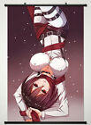 Wall Scroll Poster Fabric Painting for Anime Attack on Titan Mikasa Ackerman