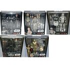 Medicom MAFEX Star Wars The Force Awakens C-3PO BB-8 KYLO REN Stormtrooper Rey $70.25 CAD