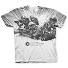 Officially Licensed Star Wars Rogue One Imperial Army Allover T-Shirt S-XXL Size $35.98 USD