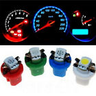 T5 B8.5D Gauge 5050 1SMD LED  Dashboard Dash Side Bulb Light Lamp DC12V 2 pcs