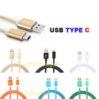 For Asus ZenPad Z8 USB Type C 3.1 Nylon Braided Charging Cable