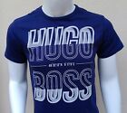 HUGO BOSS Green Label Cotton Short Sleeve Crew Neck Men S M L XL & 2XL T Shirts