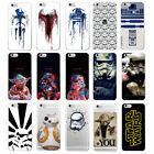 Star Wars Character Soft Phone Case For iPhone 7Plus 7 6Plus 6 S 5 S 4S SE 5C
