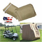 4 Passengers Golf Cart Cover (with 2 seater roof up to 58) Fit EZ Go,Club Car