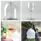 [BOSO] Outdoor Wine Glass Polycarbonate Portable Unbreakable Glasses Closed Type