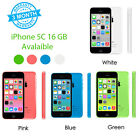 Apple iPhone 5C 16GB Sim Free Factory Unlocked Smartphone White A++ Boxed