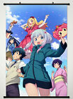 Wall Scroll Poster Fabric Printing for Anime Eromanga Sensei