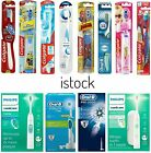 Electric and Manual Toothbrush for Kids-Adults Oral-B Colgate Philips Sensodyne