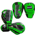 MORGAN BKK READY COMBO - boxing gloves + focus pads boxing punch hook jab mitts