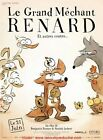 LE GRAND MECHANT RENARD Affiche Cinéma Movie Poster Benjamin Renner