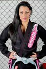 Sidekick Womens Ladies Girls Pro BJJ Brazilian Jiu Jitsu Grappling Gi Uniform