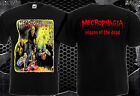 Necrophagia Season Of The Dead -NEW T-SHIRT MEN'S-DTG PRINTED TEE SIZE-S/ 6XL image