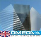10mm Polycarbonate Roofing Sheets | Roofing Panels - Various Colours, Pre-Taped