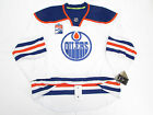 EDMONTON OILERS AUTHENTIC AWAY INAUGURAL SEASON REEBOK EDGE 7231 HOCKEY JERSEY