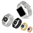 Buckle Mesh Stainless Steel Watch Band Strap For Apple Watch Iwatch 38 42mm