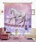 3D Horse 78 Blockout Photo Curtain Printing Curtains Drapes Fabric Window AU