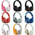 Beats by Dr. Dre Studio 2 WIRED Over The Ear Headphones Black Blue Red 2.0 Wired
