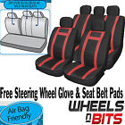 Opel Vauxhall TIgra Universal PU Leather Type Car Seat Covers Set Wipe Clean
