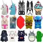 3D Newest Cartoon Disney Soft Silicone Cover Case Skin For Huawei P8 P8 Lite P9