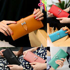 Fashion Women Lady Leather Clutch Wallet Long Card Holder Coin Purse Handbag bag