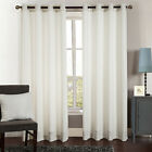 """1Pc 52*84"""" Window Curtain Heavy Thick Grommet Panel Bedroom Living Room Curtain"""