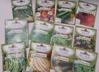 2017 NO GMO ~  USDA ORGANIC  Burpee Vegetable & Herb Seeds Choose from 12 Types