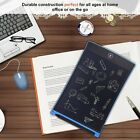 """8.5"""" Durable Long Image Staying Saving Paper One Key Clear LCD Writing Tablet OW"""