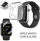 Apple Watch REAL Tempered Glass Screen Protector Case F 42mm Front Cover iWatch