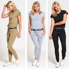 DIVADAMES Womens VIP Private Lounge Wear Tracksuit-WJ5971