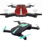 Foldable RC Quadcopter Camera WIFI Control JD-18 Altitude Drone - UK STOCK