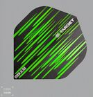 Target Spectrum Vision Ultra Extra Strong No2 Std flights Green 1x3 or 5x3 Pack