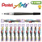 PENTEL ARTS COLOUR BRUSH pennarello punta pennello acquerellabile manga fumetti