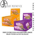 Oatein Super Cookies - 12 x 75g - High Protein - High Fibre - Soft Baked Cookie