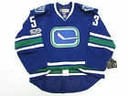 HORVAT VANCOUVER CANUCKS THIRD NHL 100th ANNIVERSARY REEBOK EDGE 2.0 7287 JERSEY