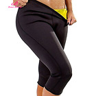 Sweat Sauna Body Shaper Slimming Pants Thermo Neoprene Gym Trainer Weight Loss