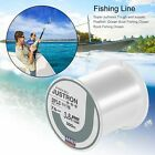 500m Durable Nylon Parallel Fishing Line Winding High Flexible Water Cutting VR