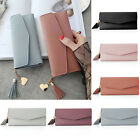 Lady Women Clutch Long Purse Leather Wallet Card Holder Handbag Phone Bag New