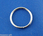 Wholesale Lots Gift  Silver Tone Open Jump Rings 10mm Dia.