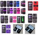 For ZTE Majesty Pro Z799VL / Z798BL Rugged Armor Phone Case with Stand