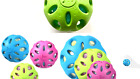 JW Pet Crackle Heads Crackle Ball  Free Shipping