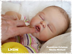 CRISTINA  DOLL KIT FB BLANK SL VINYL PARTS TO MAKE A REBORN BABY-NOT COMPLETED