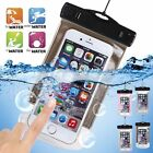 Waterproof Universal Underwater Dry Pouch Bag Phone Case For iPhone SE 5S 6/6S 7