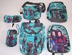 Disney Descendants Character Merchandise School Bags Accessories Stationary