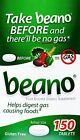 Beano Food Enzyme Supplement Prevents Gas Relief, 150, 300, 450 or 600 Tablets