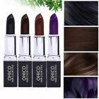 Non-toxic Temporary Hair Dye Lipstick shape Touch Up Colour Stick Hide Grey Root
