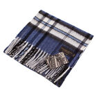 Heritage of Scotland Cashmere Collection Check Scarf