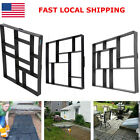 Path Maker Mold Paving Ornament Cement Mould Tool Stone Road Garden Sculpting US image