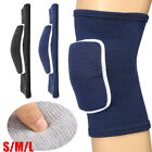 1 Pair Elastic Breathable Knee Brace Support Pad Stretch Sponge Protect Sleeve