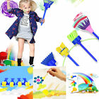 4PCS Sponge Brush paint pen DIY Art Painting Tool for Childrens Funny Toy Gifts
